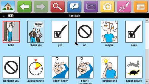FastTalk 1