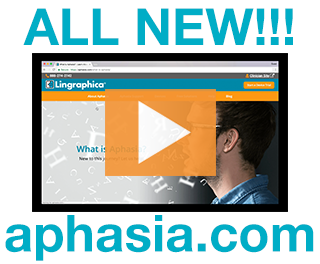 Aphasia.com 2017 Launch Announcement