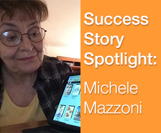 Success Story: Michele Mazzoni Masters Her MiniTalk with a Familiar Stranger