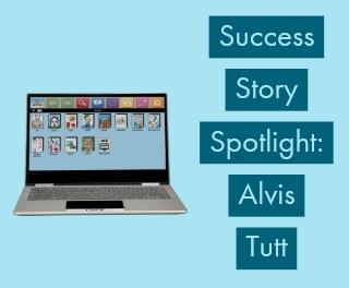 Success Story: Alvis Tutt Communicating Again with an AllTalk