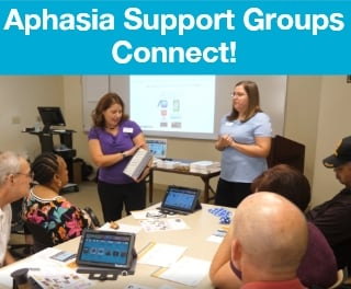 Lingraphica Wants to Connect with Your Aphasia Support Group!