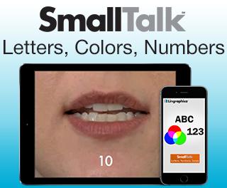 SmallTalk App Spotlight: Letters, Numbers, Colors