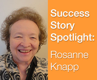 Success Story: Rosanne Knapp Takes on Aphasia with a TouchTalk