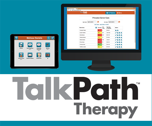 Welcome to the New and Improved TalkPath Therapy!