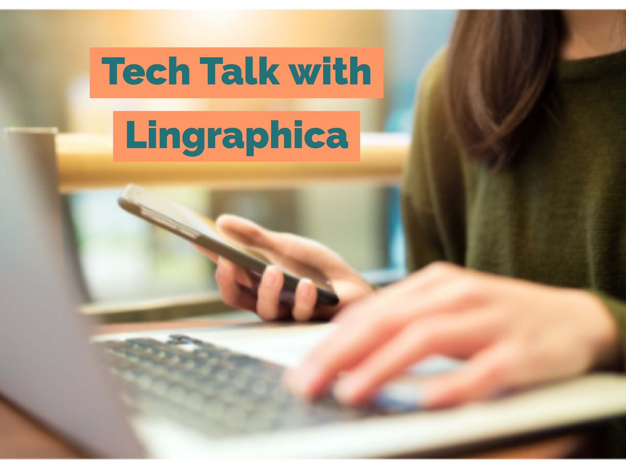 Tech Talk Q&A with Lingraphica May 2018